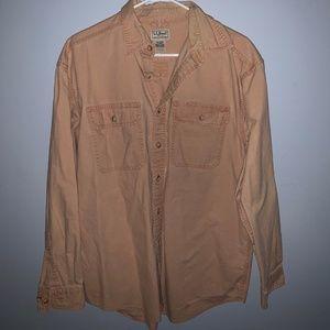 L. L. Bean Button Down Shirt